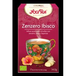 ZENZERO IBISCO - YOGI TEA