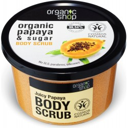 Organic Shop - Body Scrub...