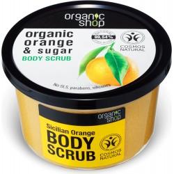 Body Scrub Arancia di...