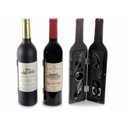 Bottiglia c/5 accessori da...