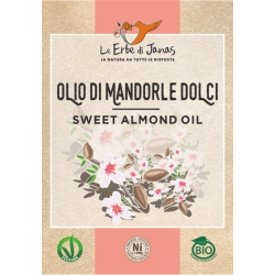 OLIO DI MANDORLE DOLCI BIO...