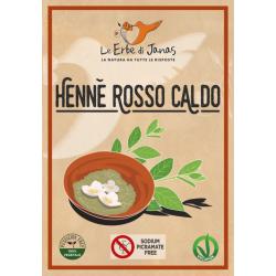 HENNÈ ROSSO CALDO - LE ERBE...