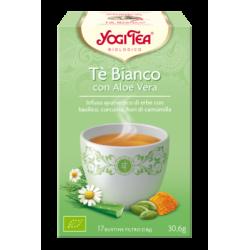 Tè bianco con aloe vera -...