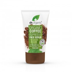 Coffee Espresso Face Scrub...