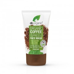 Coffee Espresso Face Mask -...