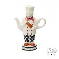 Teiera Chef  - Handmade in...