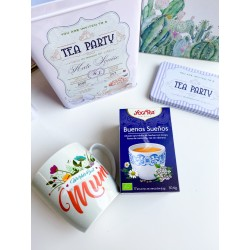 Tea Party Mum: Scatola,...
