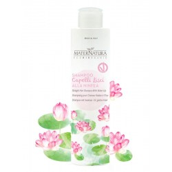 Shampoo Capelli Lisci alla...