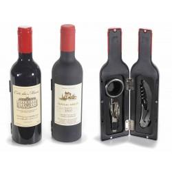 Bottiglia c/3 accessori da...