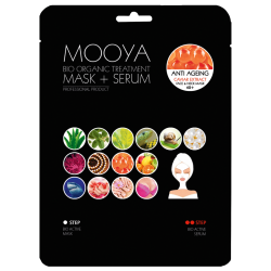 MOOYA - Maschera + siero...