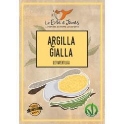 ARGILLA GIALLA - LE ERBE DI...