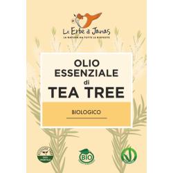 OLIO ESSENZIALE DI TEA TREE...