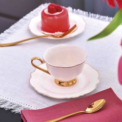 Set 2 Pezzi Tazza Tè...