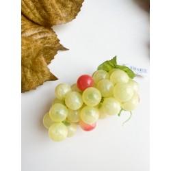 Pigna uva bianca finta