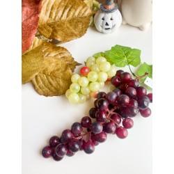 Pigna uva viola finta