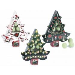 Confezione regalo ad albero...