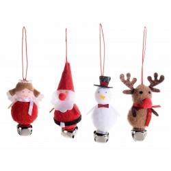 Personaggio natalizio in...