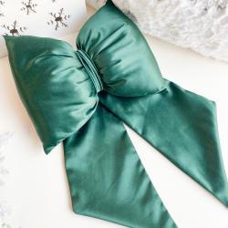 Fiocco Raso verde smeraldo