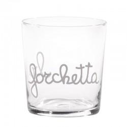 """Set due bicchieri """"buona..."""