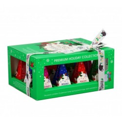 Holiday green prism -...