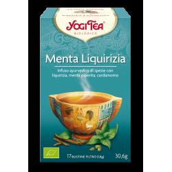 Menta liquirizia - Yogi tea