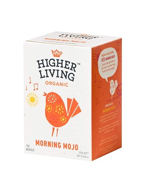 Morning mojo infuso con the...