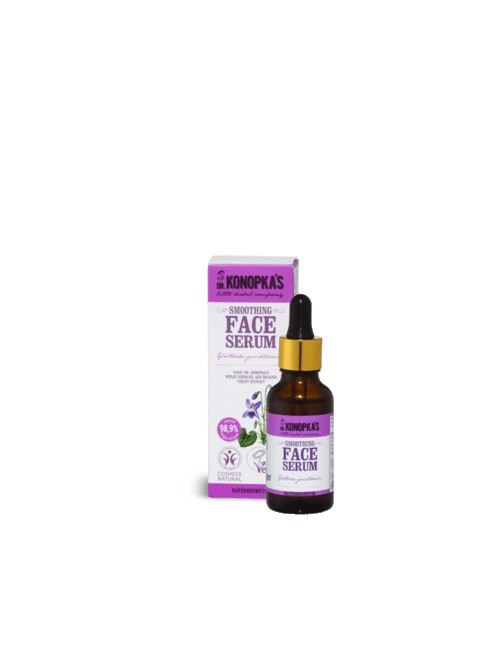 FACE SERUM SMOOTHING...