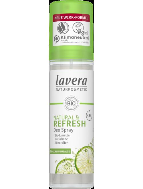 Deodorante spray natural &...