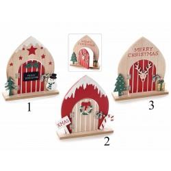 Porta dell'elfo in legno -...