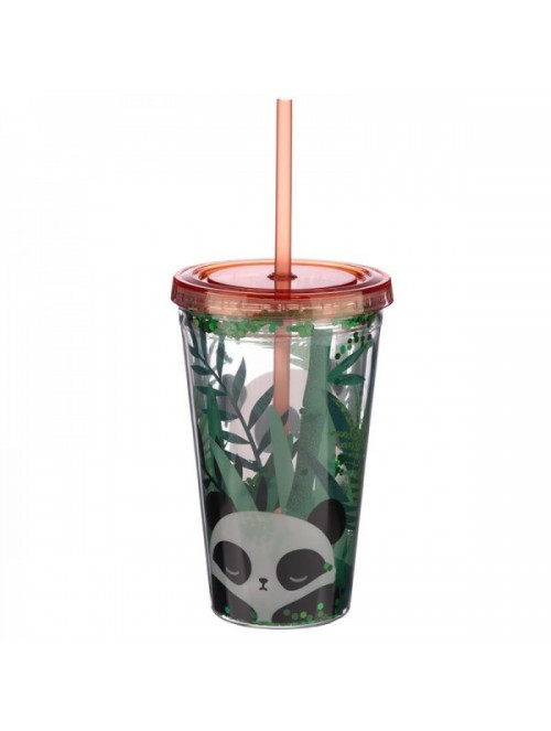 Bicchiere in plastica PANDA