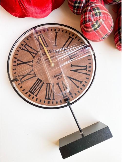 Orologio con base
